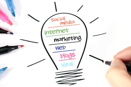 Online marketing terv készítése