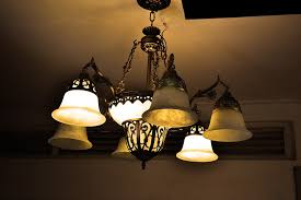 Világosságot ad a lámpa